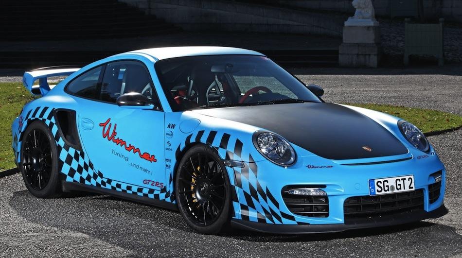 Wimmer RS Porsche 911 GT2 RS 1006 Main