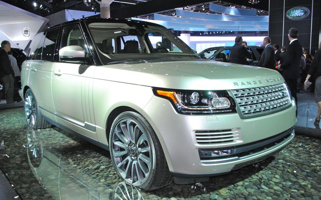 2012 LA: 2013 Range Rover Main