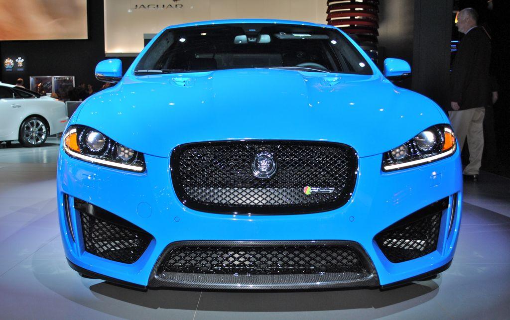 2012 LA: 2014 Jaguar XFR-S Front View