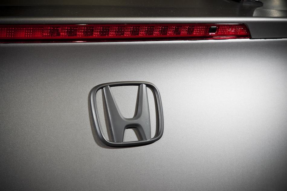 Bisimoto Engineering 2013 Honda Accord Coupe Grand Touring Badge