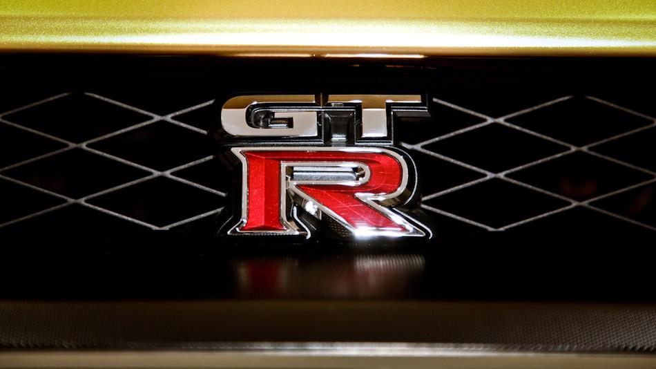 bolt gold nissan gt-r logo - egmcartech