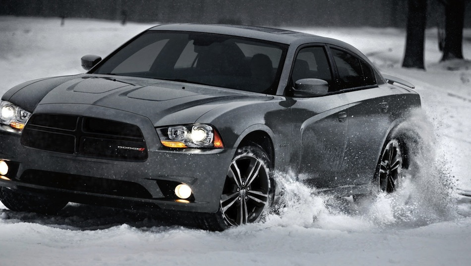 2013 Dodge Charger AWD Sport Exterior