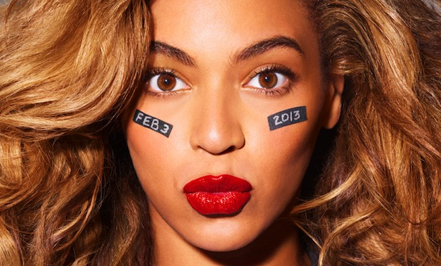 Beyonce Super Bowl Feb 2013