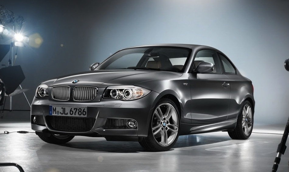 BMW 1 Series Limited Edition Lifestyle Coupe