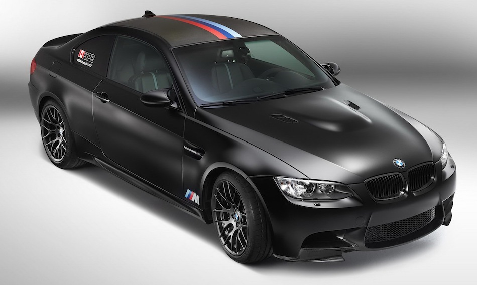 BMW M3 DTM Champion Edition Top 3/4 View