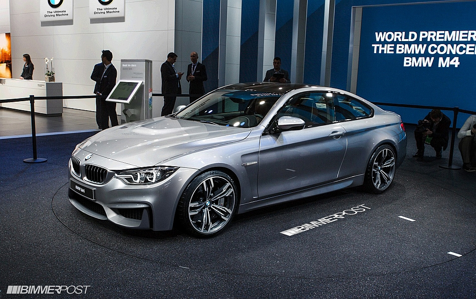 2014 BMW M4 Coupe Rendering BimmerPost