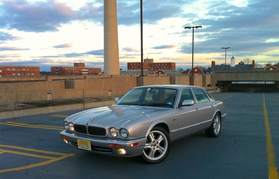 2002 Jaguar XJ Sport X308