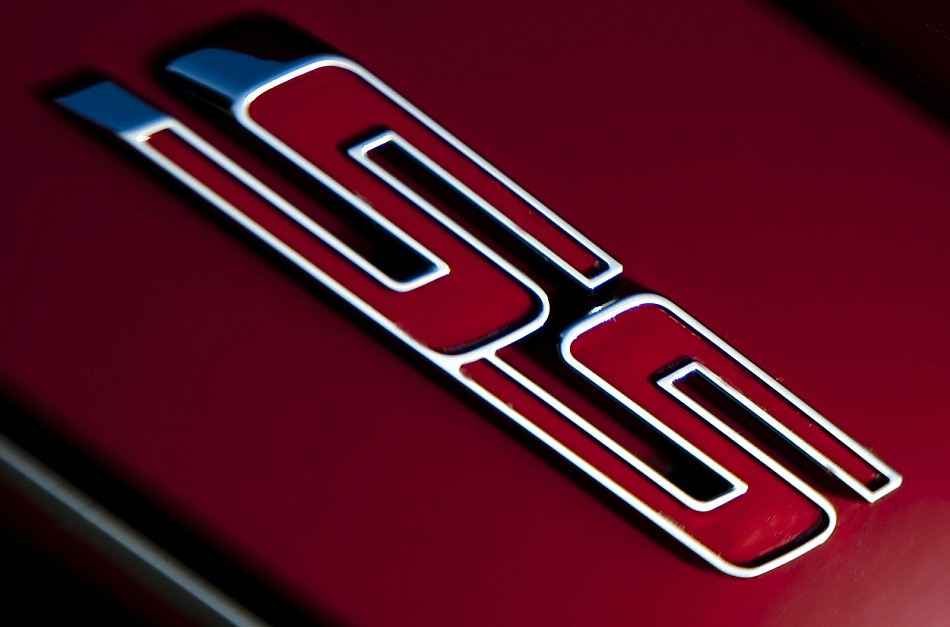2012 Chevrolet Camaro SS Badge