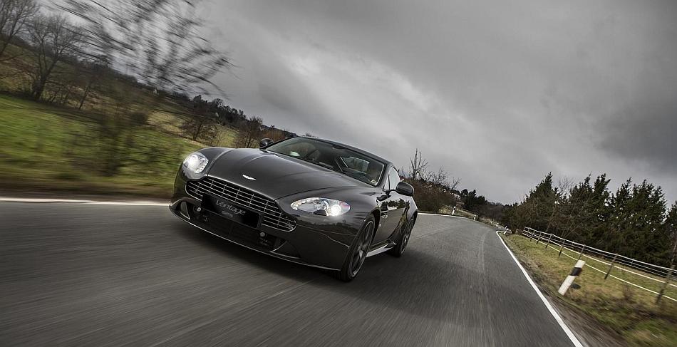 2013 Aston Martin V8 Vantage S SP10