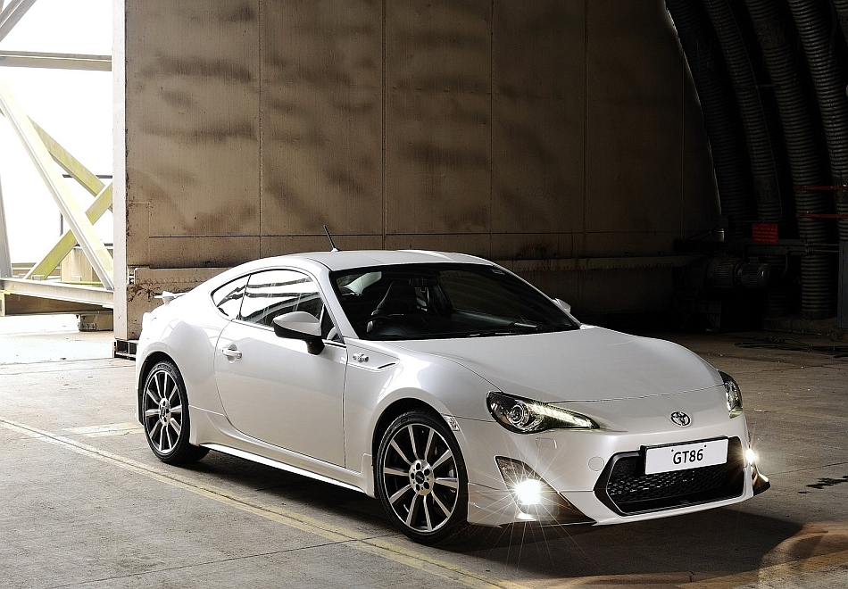 2013 Toyota GT86 TRD UK
