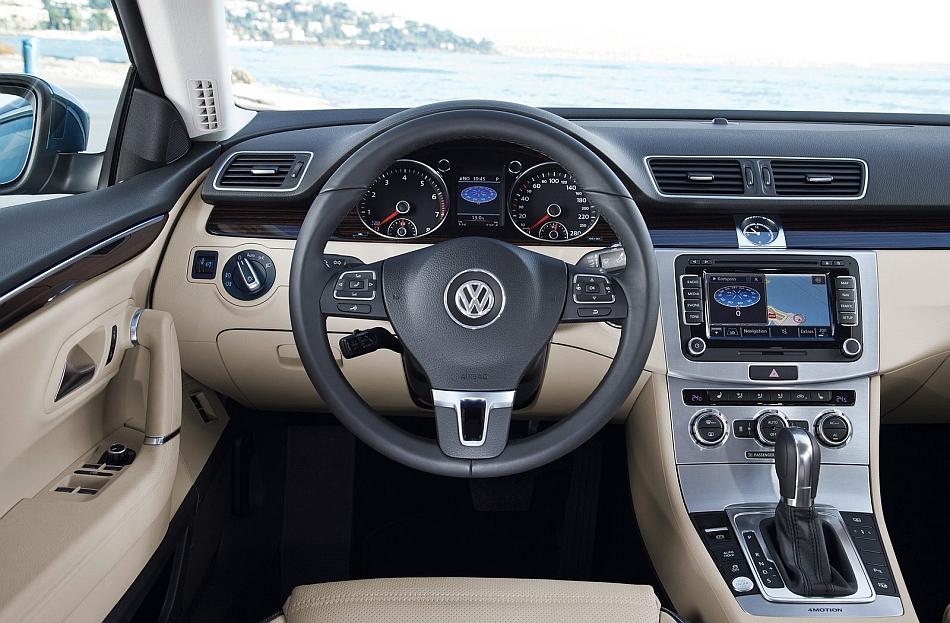 2013 Volkswagen CC Interior Driver Side