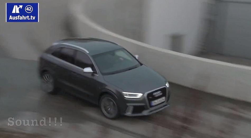 2014 Audi RS Q5 Video