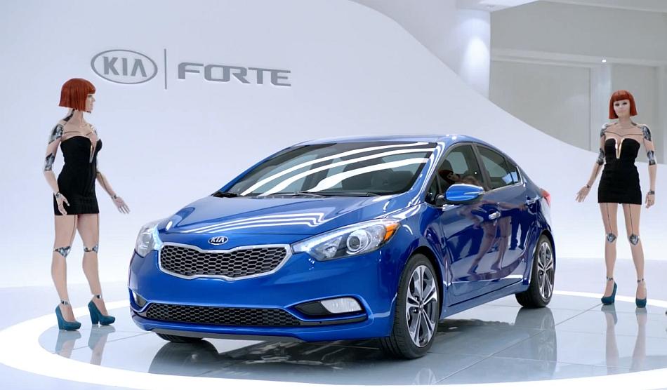2014 Kia Forte Ad Super Bowl XLVII