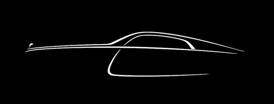 2014 Rolls-Royce Wraith Last Teaser