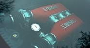 2010 Ferrari 458 Review Engine Bay