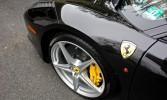 2010 Ferrari 458 Review Front Wheel Detail