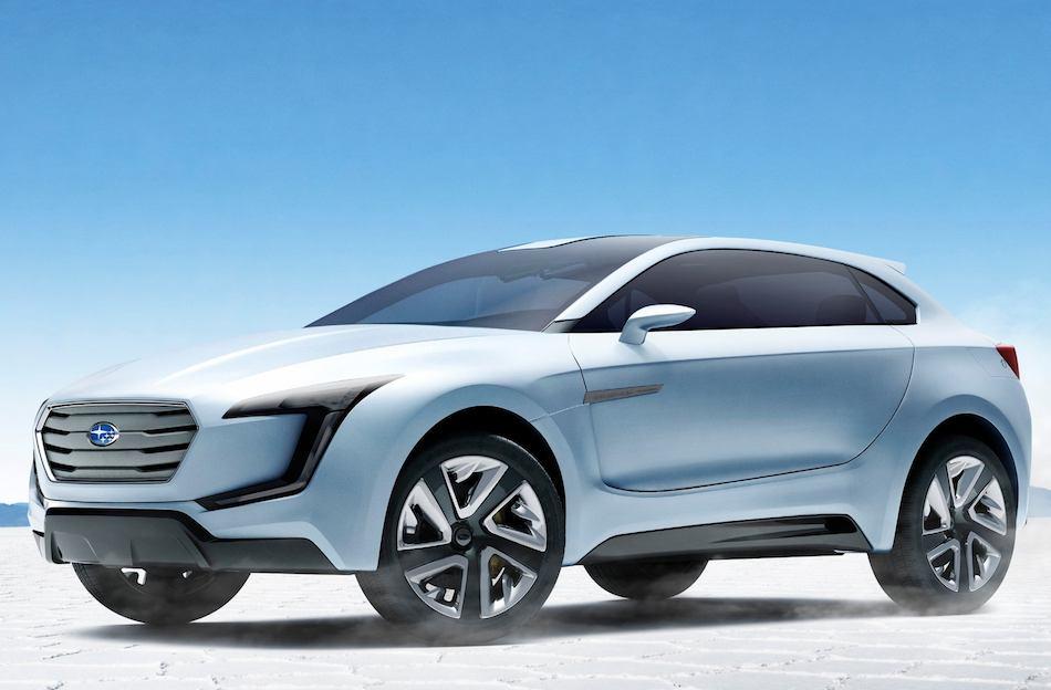 2013 Subaru Viziv Crossover Concept