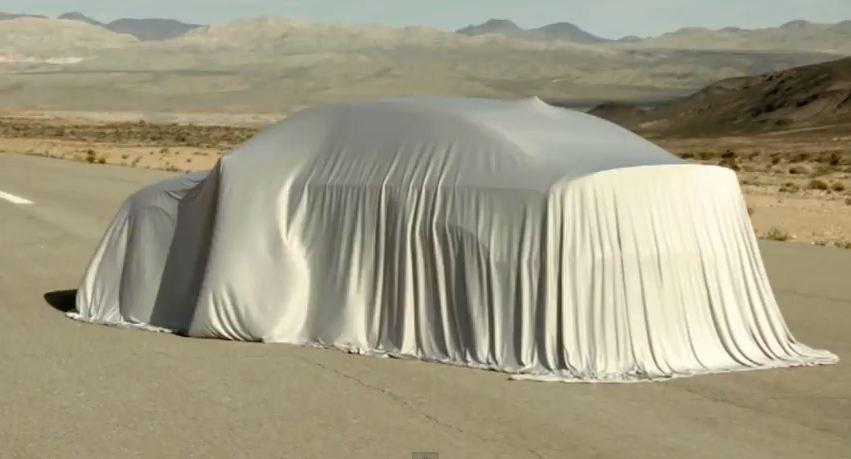2014 Audi A3 Sedan Teaser