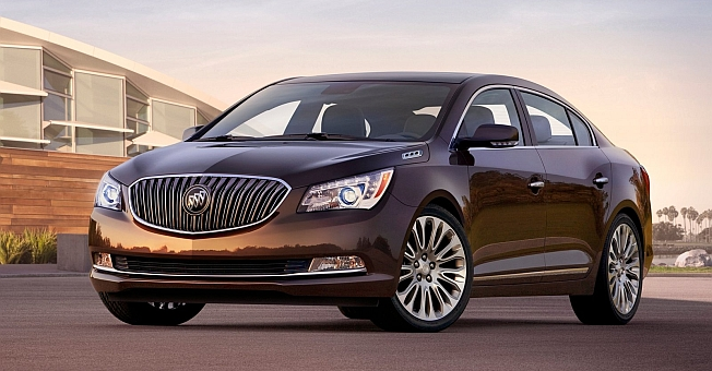 2014 Buick LaCrosse Banner