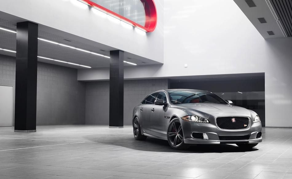 2014 Jaguar XJR Teaser 2