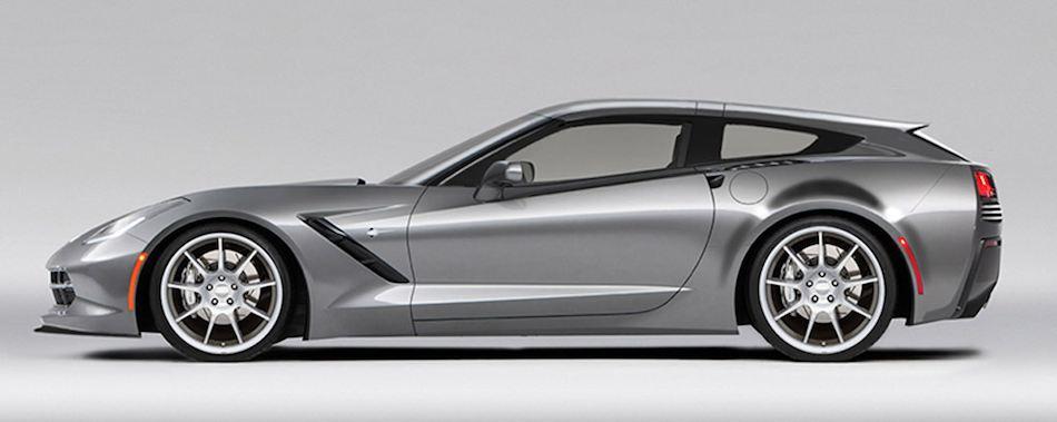 Chevrolet Corvette Callaway AeroWagon