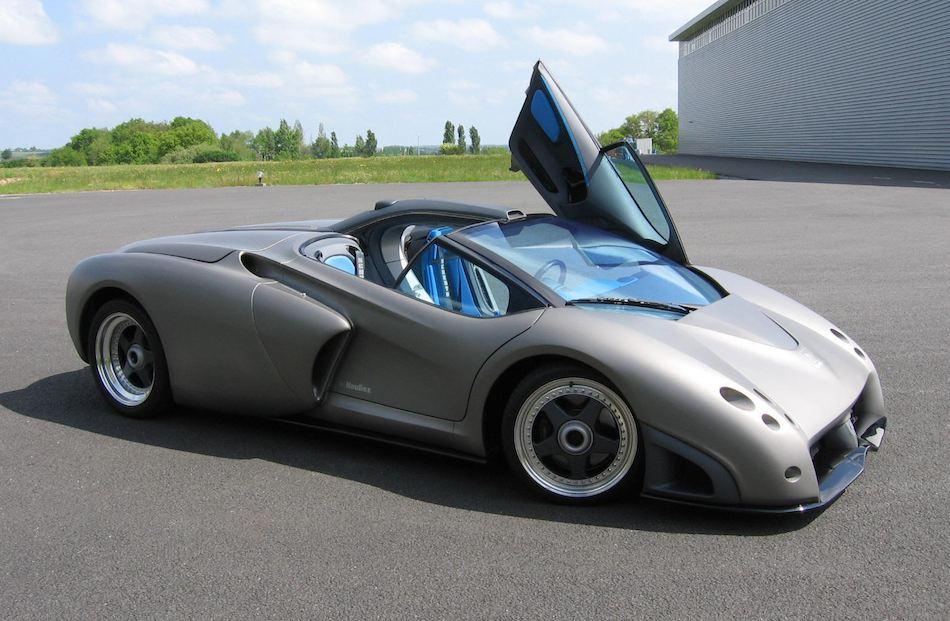 1998 Lamborghini Pregunta Concept