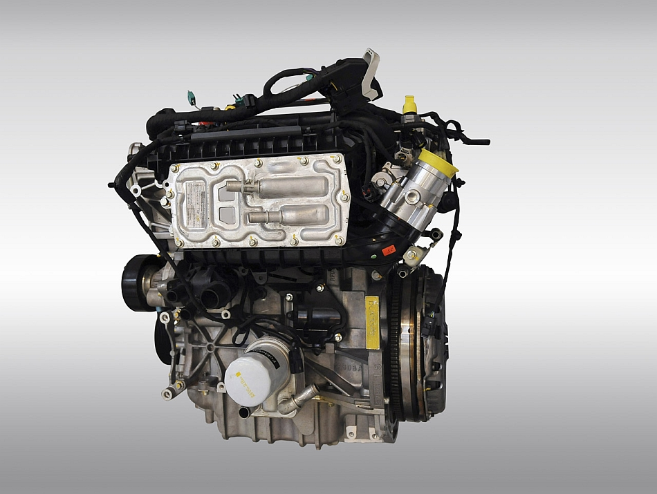 2014 Ford EcoBoost Four Cylinder