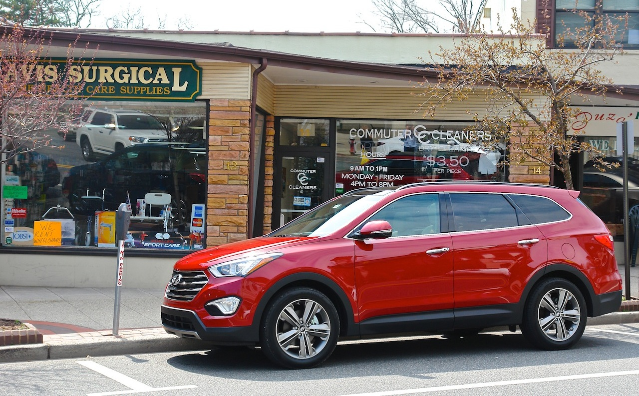 First Review - 2013 Hyundai Santa Fe Limited