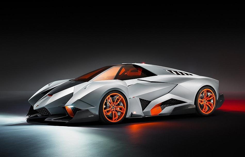 2013 Lamborghini Egoista Concept