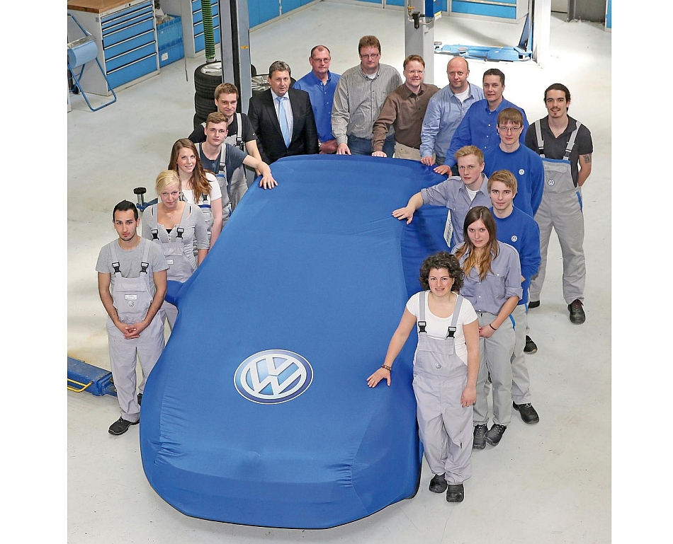2013 Volkswagen GTI Concept for Worthersee Festival Teaser