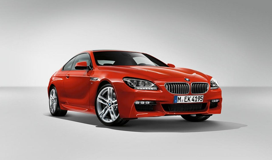 2014 BMW 6-Series M-Sport Edition