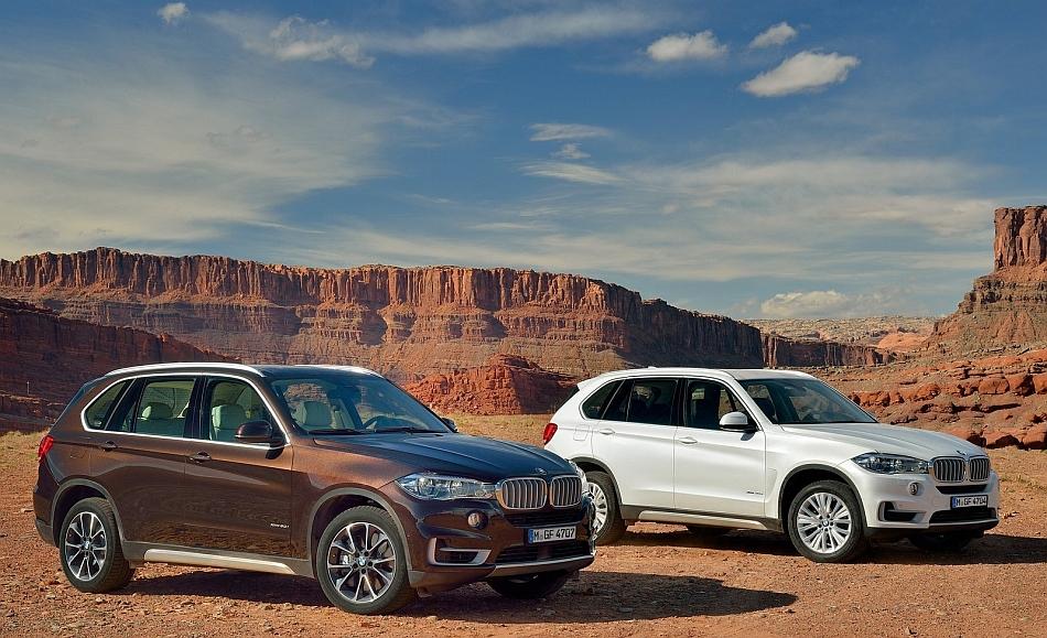 2014 BMW X5 Duet