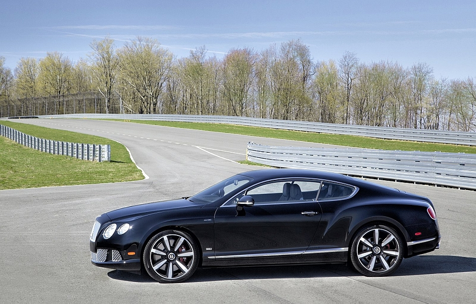2014 Bentley Continental GT Le Mans Limited Edition Left Side