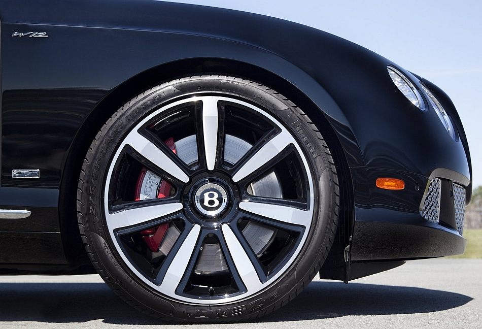2014 Bentley Continental GT Le Mans Limited Edition Wheel