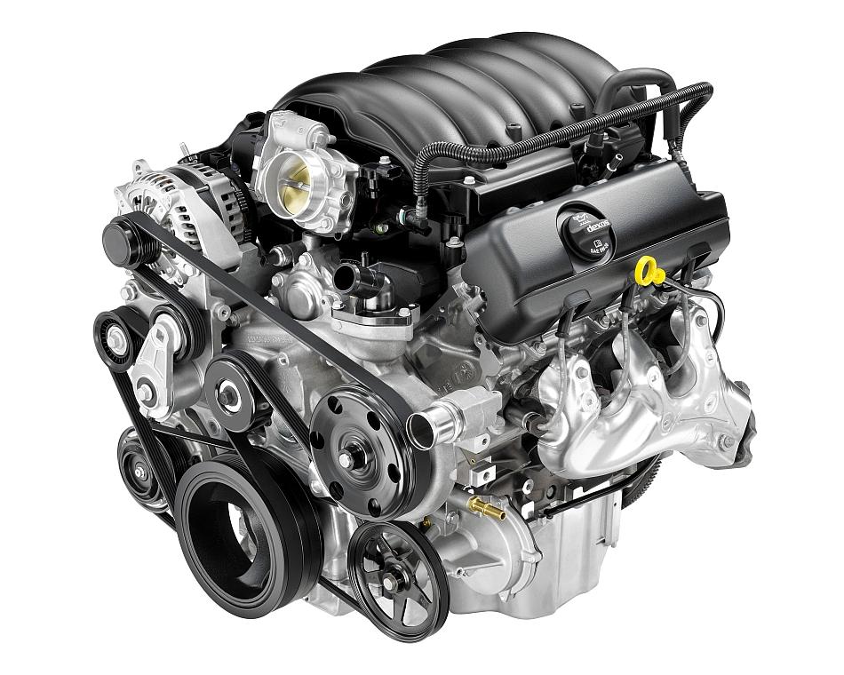 2014 GMC Sierra EcoTec V6