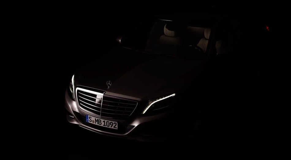2014 Mercedes-Benz S-Class Video Teaser