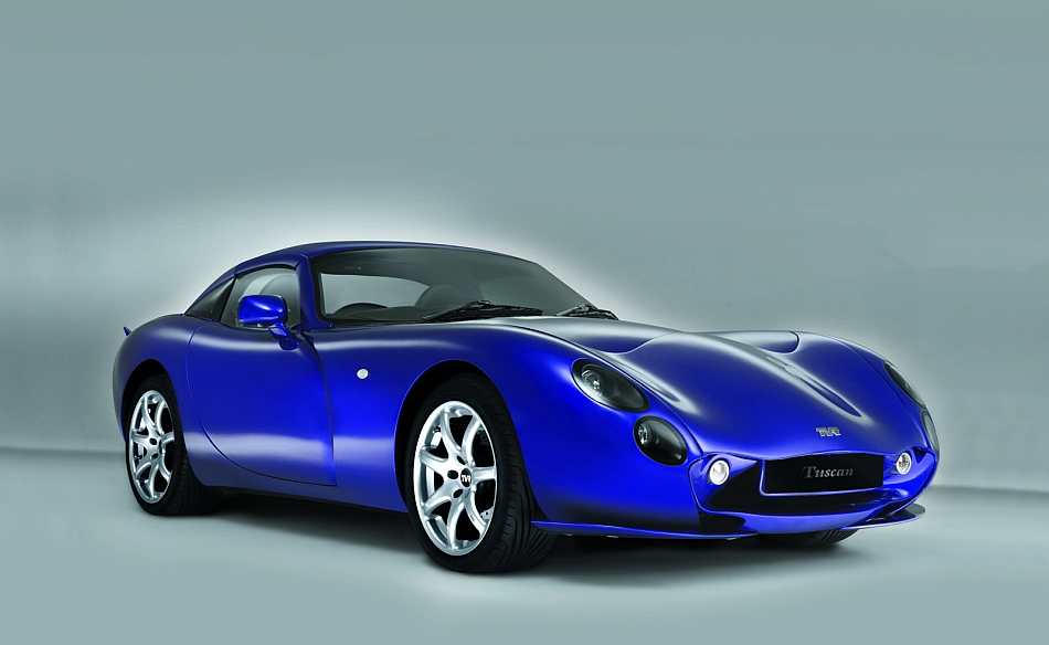 2006 TVR Tuscan