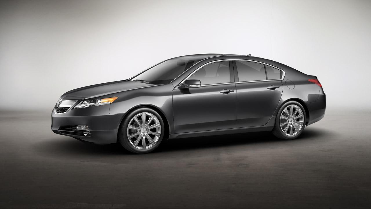 2013 Acura TL Special Edition