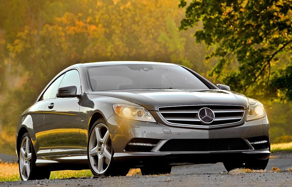 2013 Mercedes-Benz CL-Class