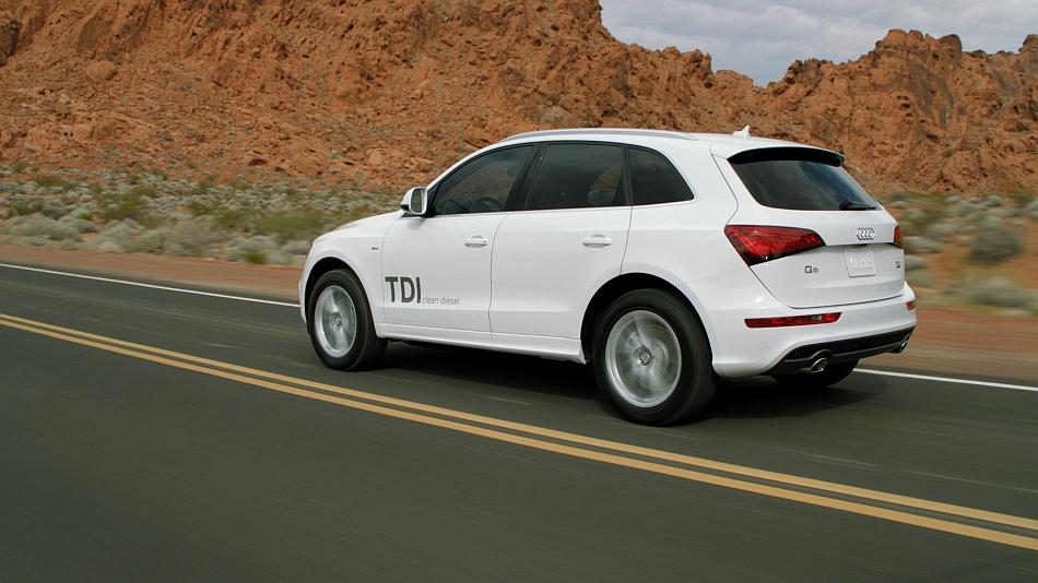 2014 Audi Q5 TDI
