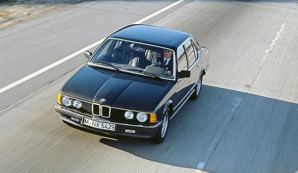 1977 BMW 7-Series
