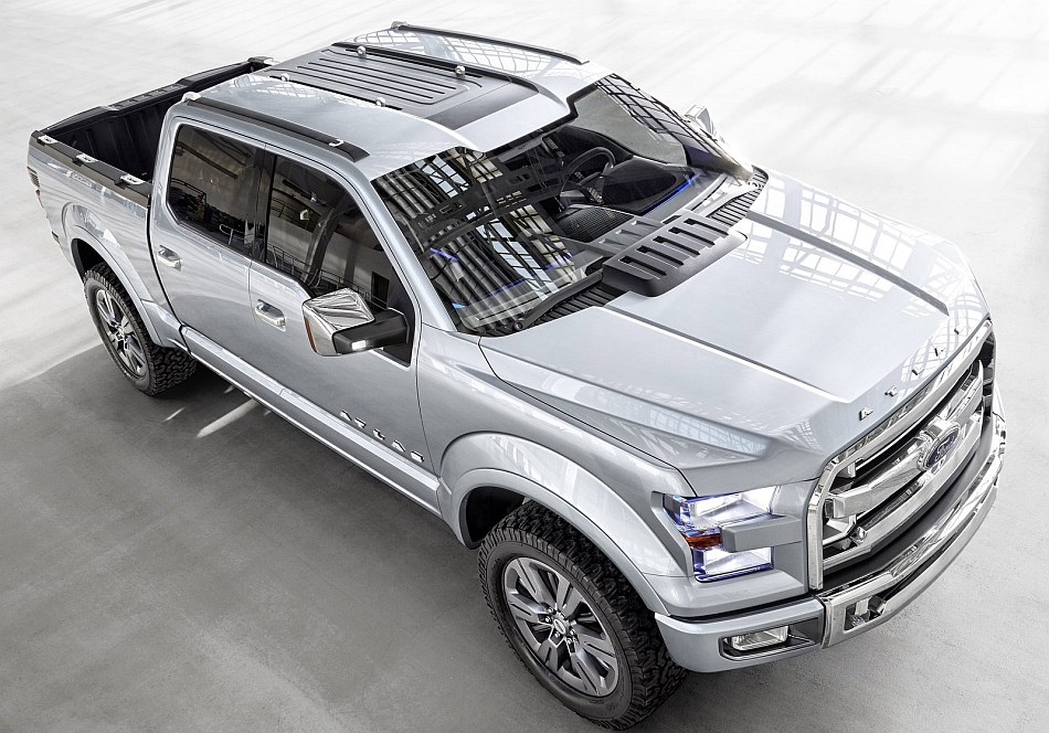 2013 Ford Atlas Concept Front 7-8 Right