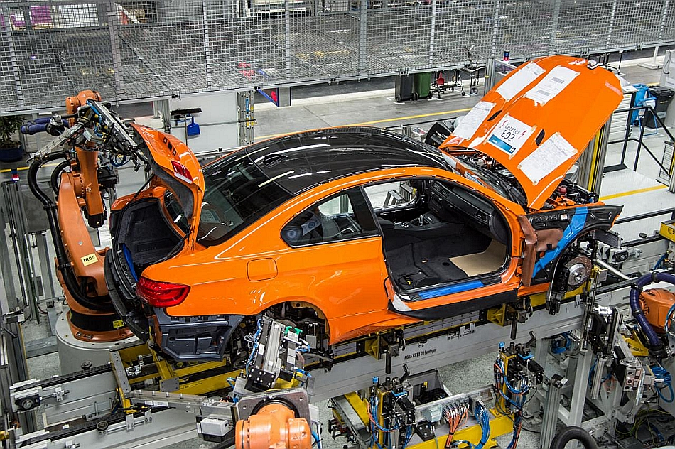 BMW E92 M3 Production Ends