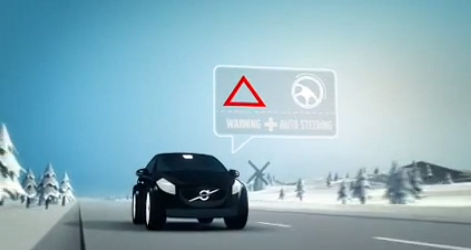 Volvo Road Edge Safety Video