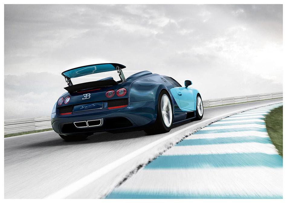 2013 Bugatti Veyron Grand Sport Vitesse Jean-Pierre Wimille Legend Edition (4)
