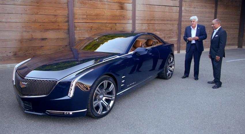 2013 Cadillac Elmiraj Jay Leno's Garage