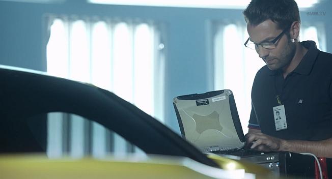 2014 BMW M3 M4 Sound Teaser Video
