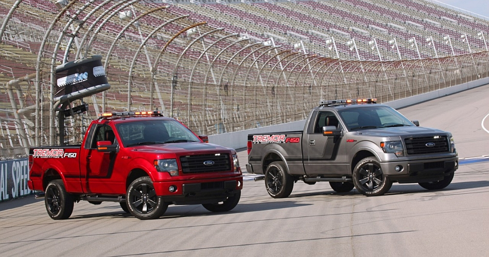 2014 Ford F150 Tremor NASCAR Truck Official Pace Car