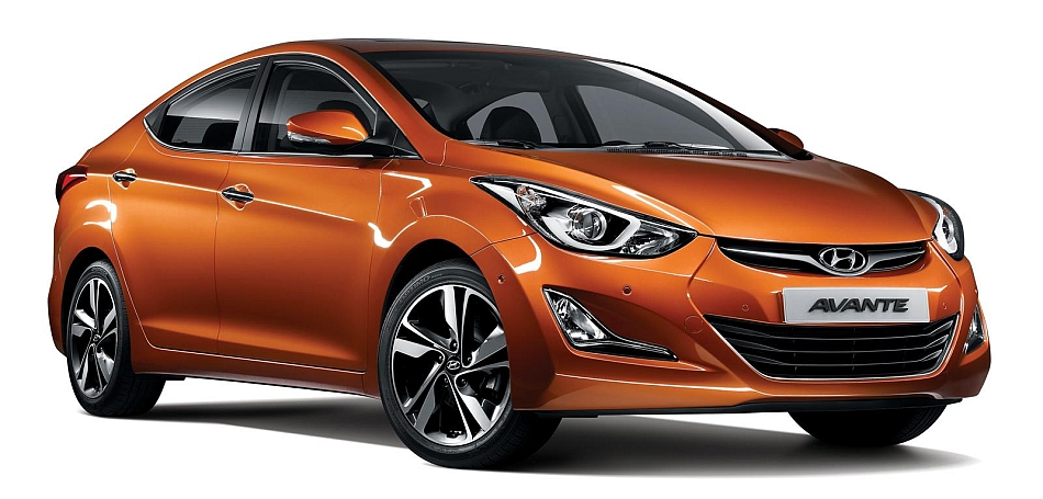 2014 Hyundai Avante