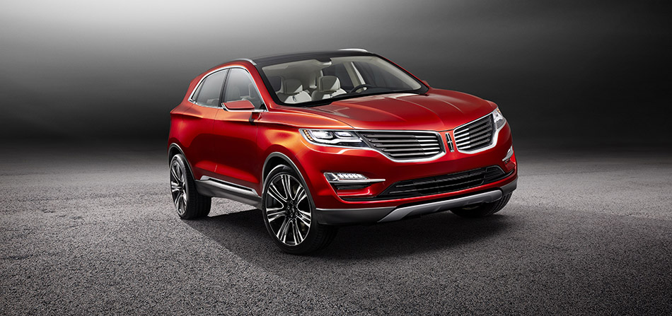 Lincoln Black Label - MKC Concept